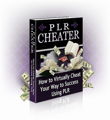 Product picture PLR Cheater