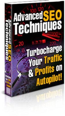 Product picture Advancaed SEO Techniques